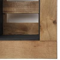 Wylam Solid Oak Planter | Outdoor Collection